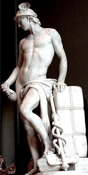 Hermes - Messenger of the gods